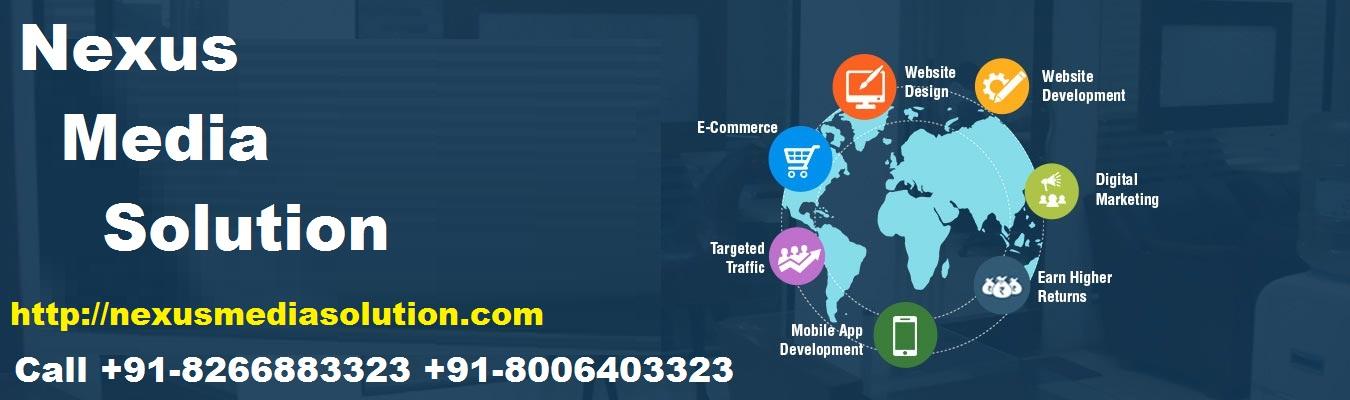 Website designing Company Moradabad | http://nexusmediasolution.com/website-designing-company-location-moradabad.html/